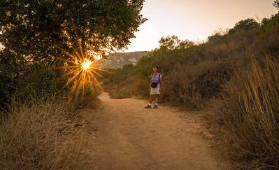 Sunburst Hiker