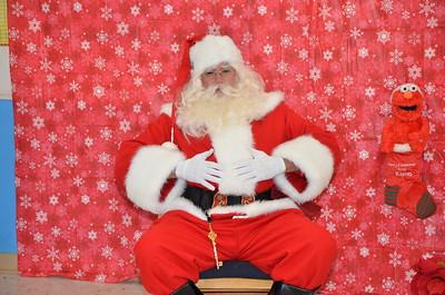 Santa at TOTW
