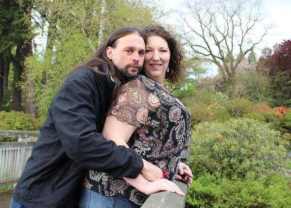 Sara & Mike Engagement Photos