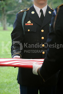 Folding of the Flags