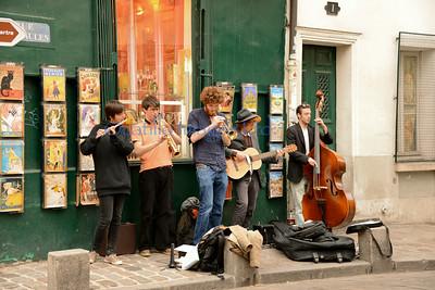 Busquers -- Montmartre