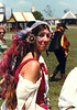 Painted Face Lady