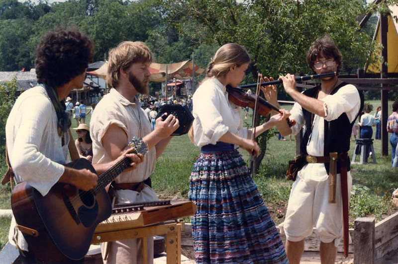 The Minstrel Band