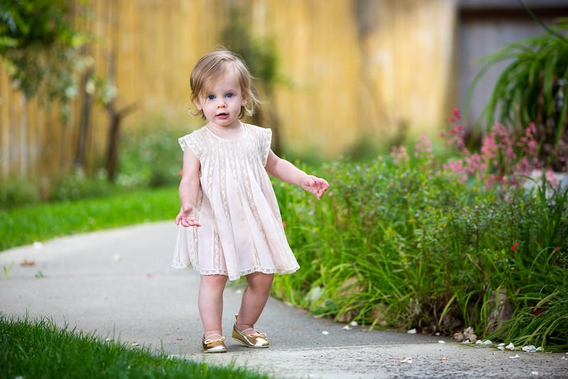 Scarlett in Springtime