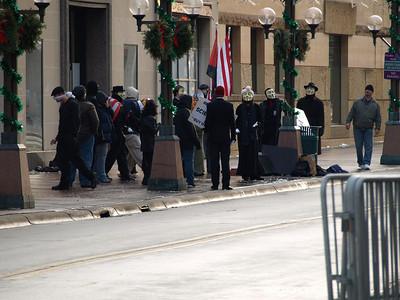 Scientology Protest | December 2008