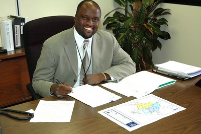 Mr. Scott Moore, Assistant City Manager for the City of Wichita Kansas.