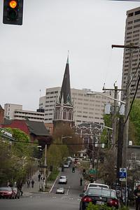 Seattle Street 1