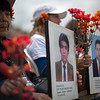Let's not forget the disappeared in the peace. Where are they?