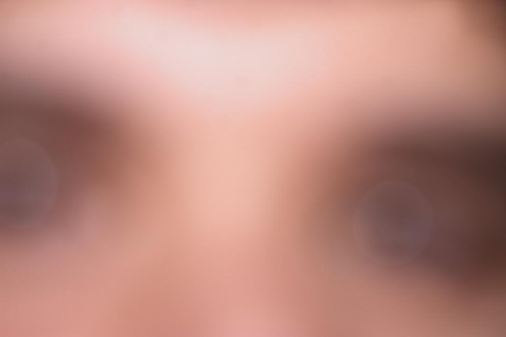 Strange Self Portrait