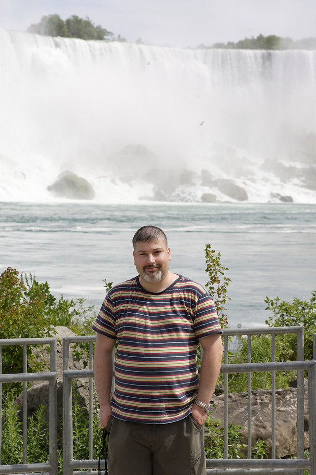 Niagra Falls Canada in August 2006