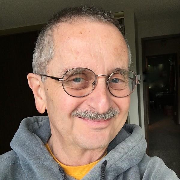 Jim Arnold Selfie
