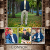 Connor's Graduation Announcement, FINAL FRONT