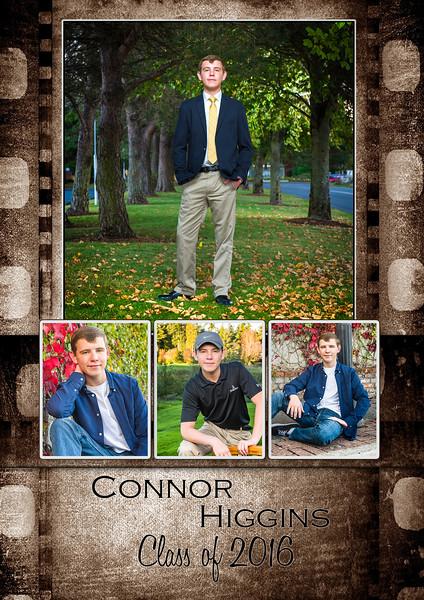 Connor Higgins