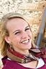 012 Shanna McCoy Senior Shoot - Train Tracks