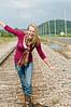 015 Shanna McCoy Senior Shoot - Train Tracks