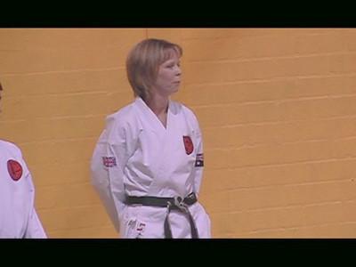 Sensei Patricia Fast 4th Dan Combat Karate