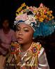 A Jeweled Prince Wearing Ornate Headdress