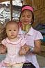 Khun Mudan and Her Baby Girl - Peelada