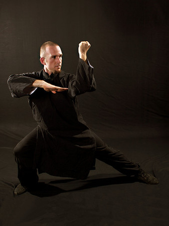 Shi Fa Jun Kung Fu Black Belt