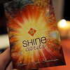 "There are definitions of the Shine Cards in this book, written by Mimi and Kim Shannon.<br /> Mimi Shannon and her daughter, Kim, run a monthly woman's group called the Shine Sisters' Circle, using the Shine cards to unlock women's inner creativity, strength and deep desire to be who they are.<br /> For more photos of the group, go to  <a href=""http://www.dailycamera.com"">http://www.dailycamera.com</a>.<br /> January 5, 2012 / Cliff Grassmick"