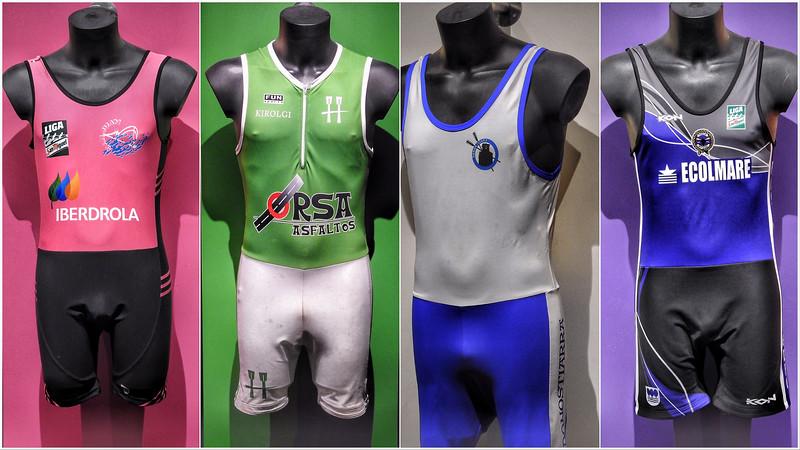 Basque Rowing Team Colours