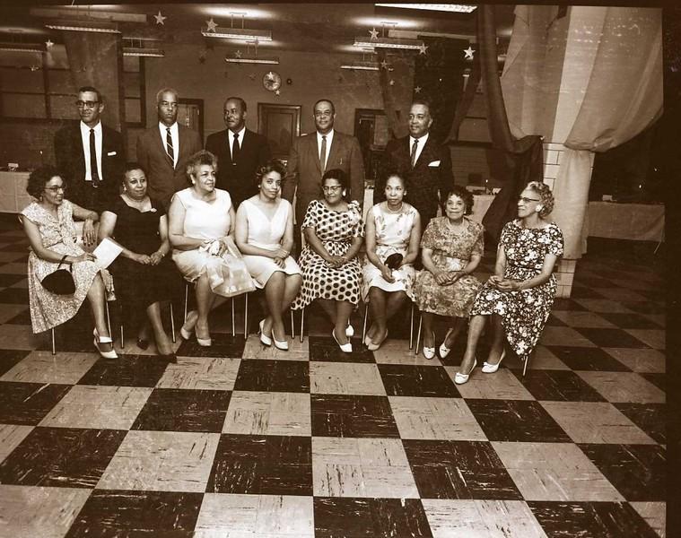 Dunbar Class of 1945 Reunion II (03789)