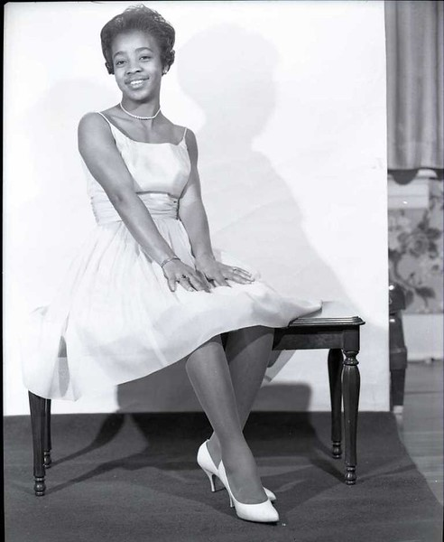 Miss Dunbar ca. 1963 2 (03716)