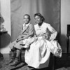 Boy & Girl in Period Dress (02965)