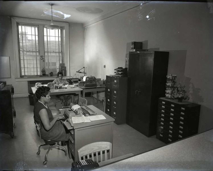 Virginia Seminary Office (03734)
