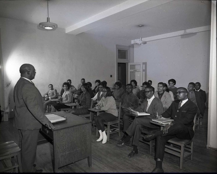 Virginia Seminary Classroom II (03732)
