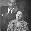 Unidentified Couple, Studio Portrait (03620)