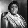 Portrait of an Unidentified Woman (03921)