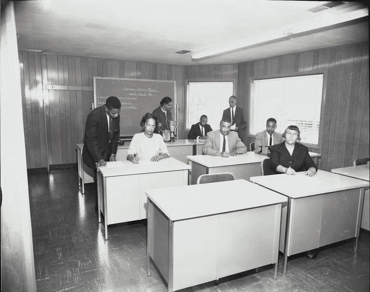 Interior of Southern Aid Life Insurance Co. Inc. (03762)