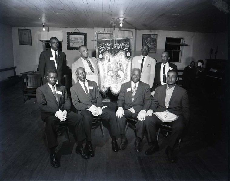 Mt. Olive Grand Lodge II (03768)