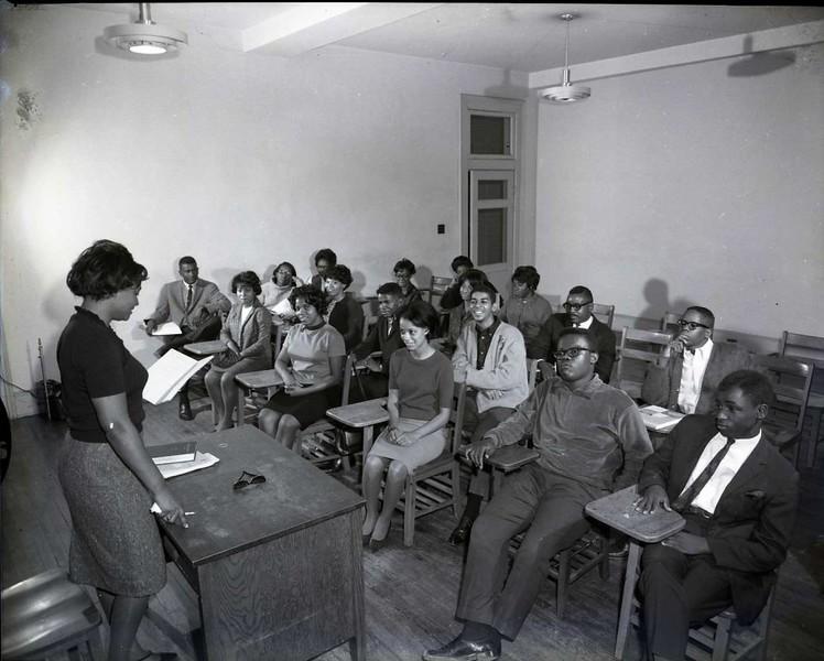 Virginia Seminary Classroom (03731)