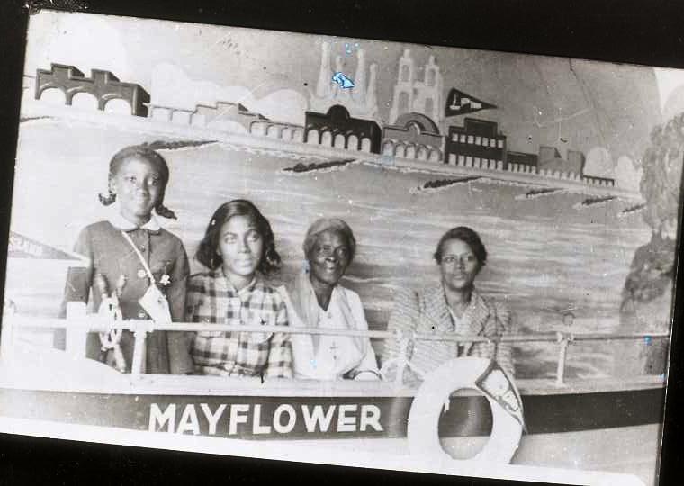Mayflower (03874)