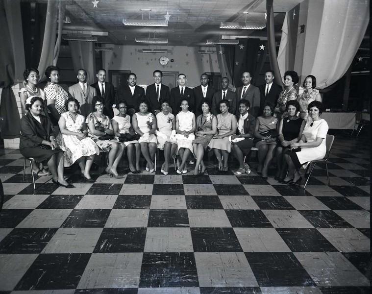 Dunbar Class of 1945 Reunion (03788)