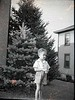 Child in Front of Trees (03890)