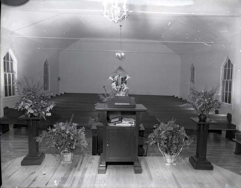 Interior of Church (03751)