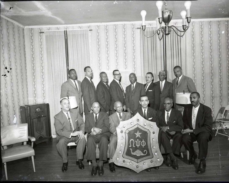 Omega Phi Psi with Sign (03724)