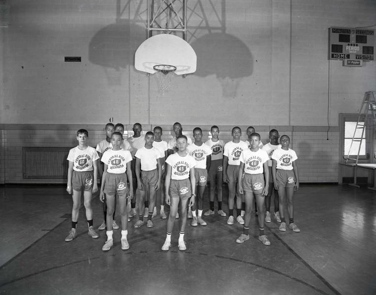 Central High School Gym (03650)