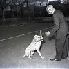 Dr. Walter Johnson and dog (03811)