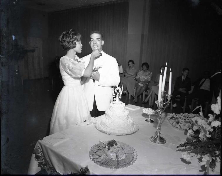 Wedding 1964 IV (03627)