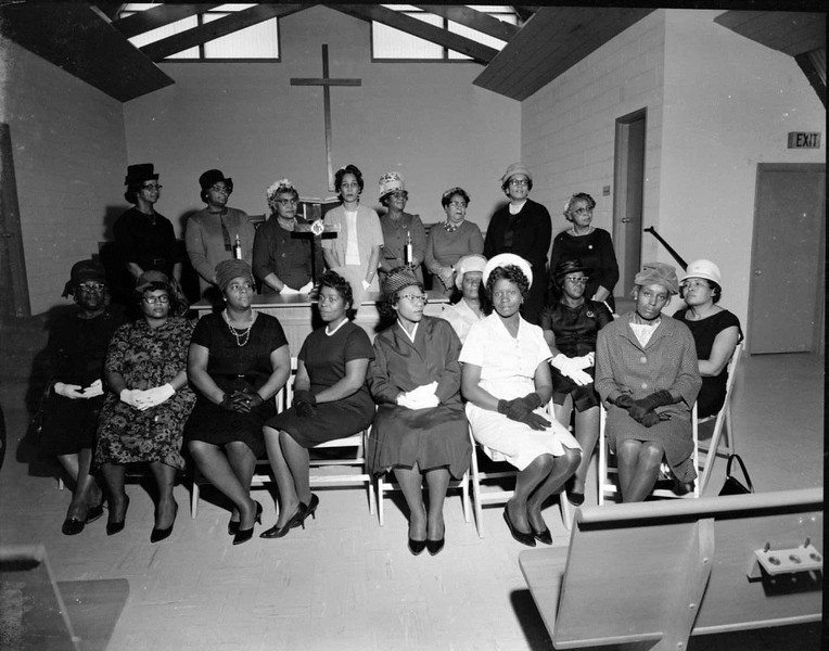 Women in Church (03465)