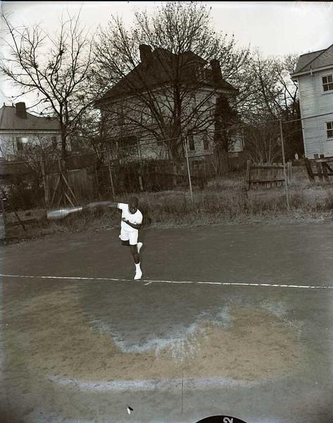 Boy Playing Tennis 6 (03814)