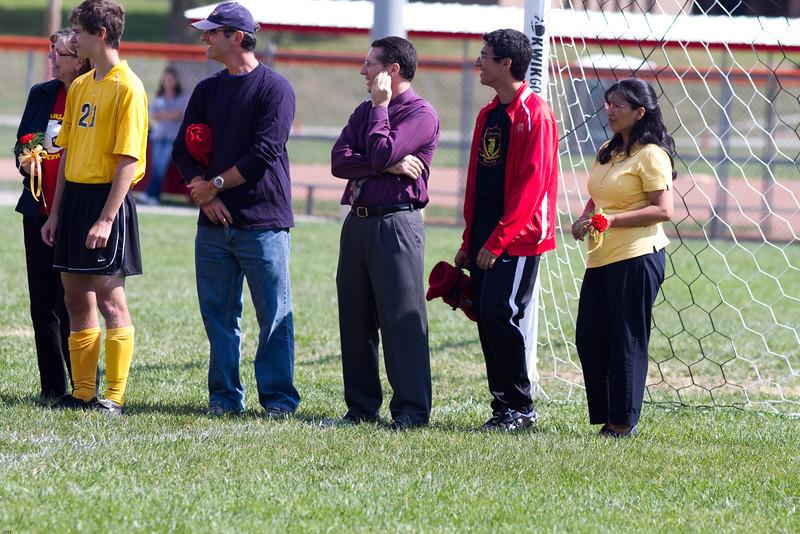 CHS vs. Danville, 9/24/11