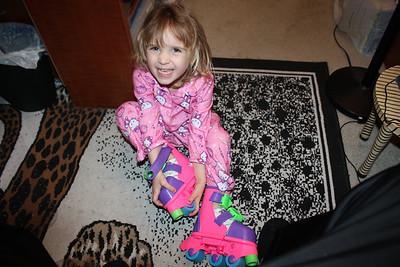 20110114 Sophia Roller skates and Jami's012
