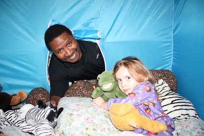 20120210 Inside Camping,Bed Tent 013
