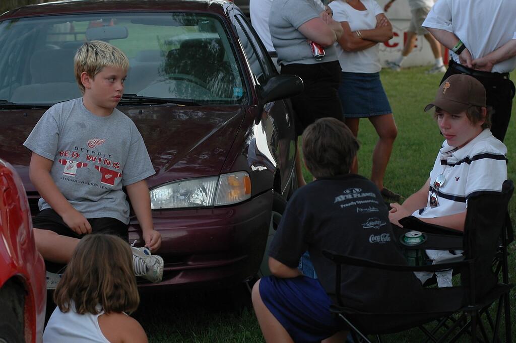 CANUSA Hot Rod Reunion, PMRA, Pro Mods, ONDR, Nostalgia,St. Thomas Dragway's  August 4, 2006