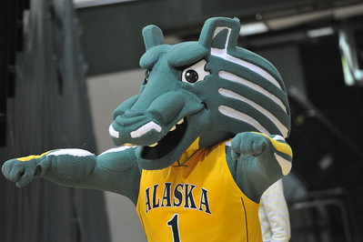 Spirit builds up the hype at a Seawolves basketball game. MD2_7673.JPG